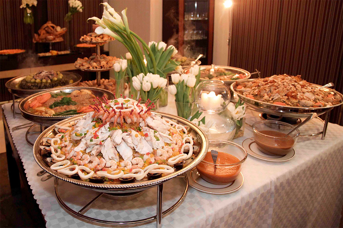 Private Catering Socrate Catering